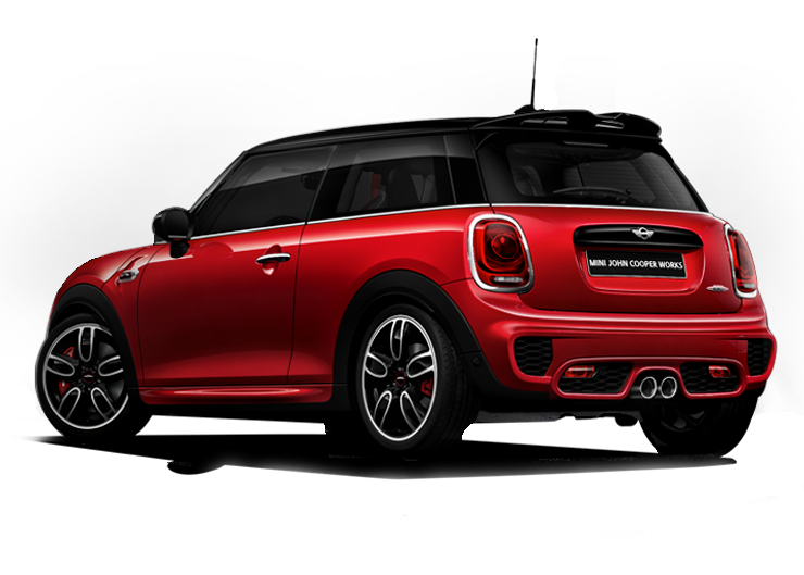 Kırmızı Mini Cooper