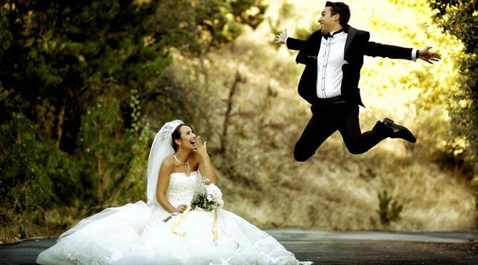 Rüyada Evlenmek