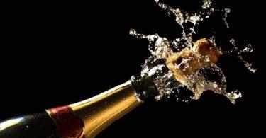 rüyada şampanya patlaması
