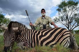 Zebra Öldürmek