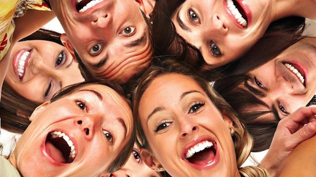 Rüyada Kahkahayla Gülmek