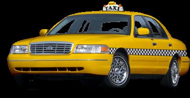 Rüyada Taksi