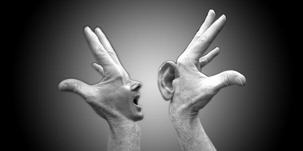 İşaret Diliyle Konuşmak