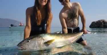 Rüyada Balık Avcısı