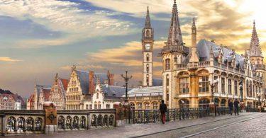 Rüyada Belçika