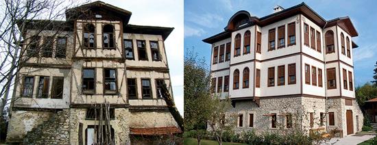 Eski Ve Yeni Ev Görmek