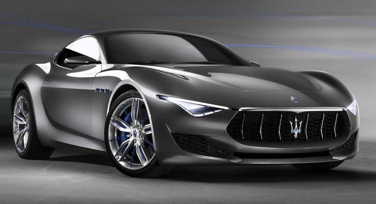 Rüyada Maserati