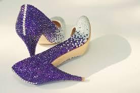 Mor Ayakkabı