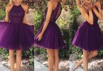 Rüyada Mor Elbise Giyen Birini Görmek