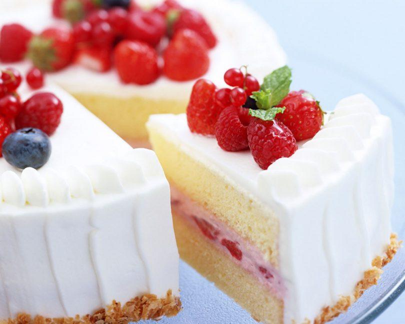 Rüyada Yaş Pasta Yemek