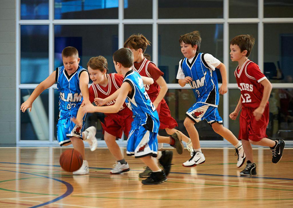 Rüyada Basketbol Oynamak ve Düşmek