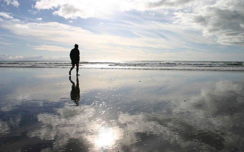 Rüyada Suyun Üstünde Yürümek