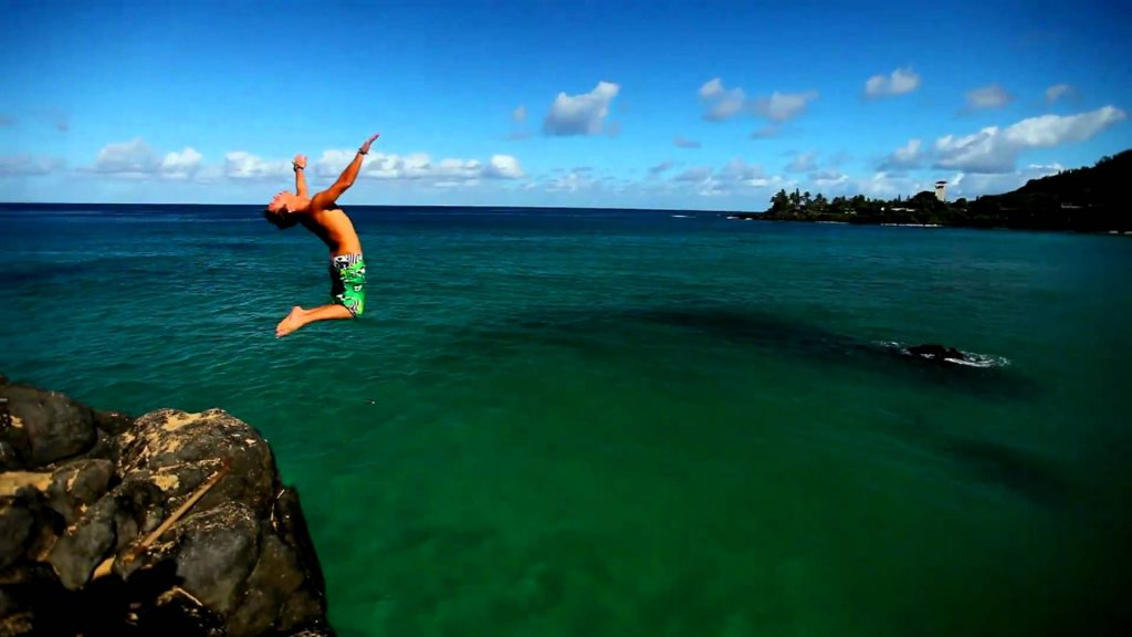 Rüyada Denize Atlamak