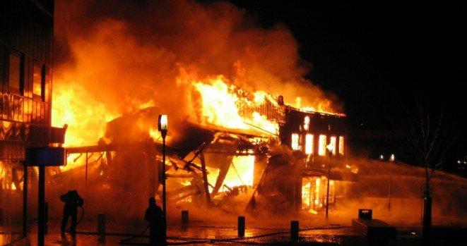 Rüyada Devlet Kapısında Yangın Dumanı Görmek