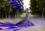 Rüyada Başkasının Mor Elbise Giydiğini Görmek