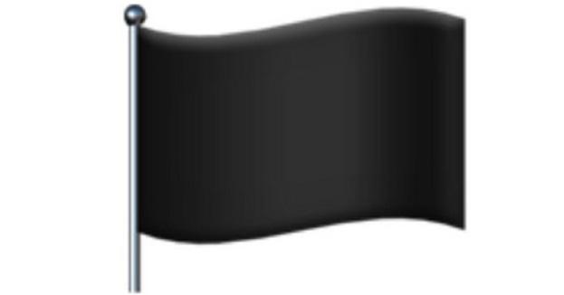 Rüyada Siyah İçinde Ulusal Bayrak Görmek