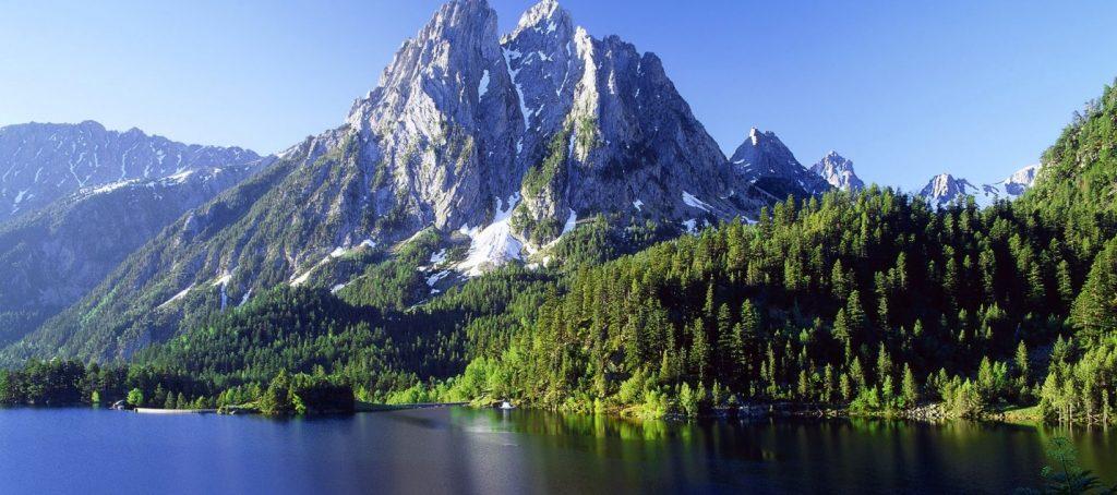 Rüyada Dağ Tepe Görmek ve Tırmanmak