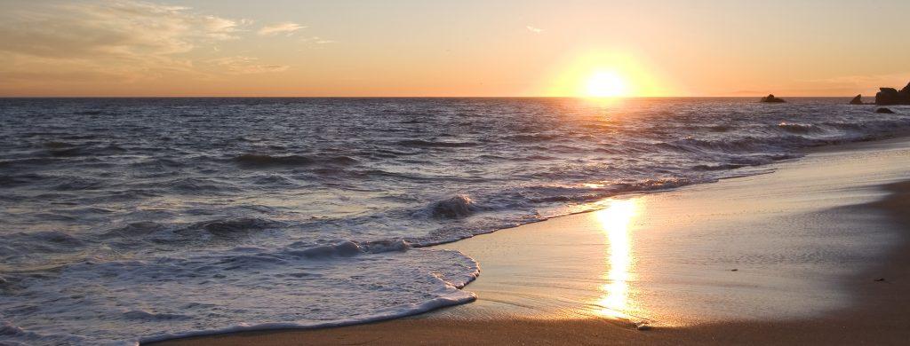 Rüyada Deniz Kenarında Plajda Yürümek