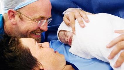 Rüyada Doğum Yaptırmak ve Bebeği Görmek