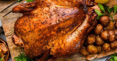 Rüyada Pişmiş Tavuk Eti Yemek