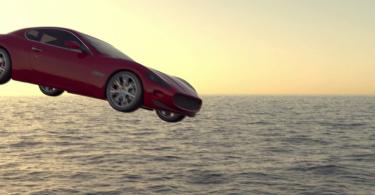 Rüyada Arabayla Göle Düşmek