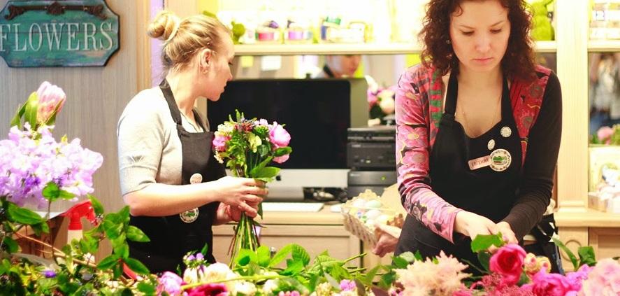 Rüyada Salon Çiçeği Görmek ve Soluk Olmaları