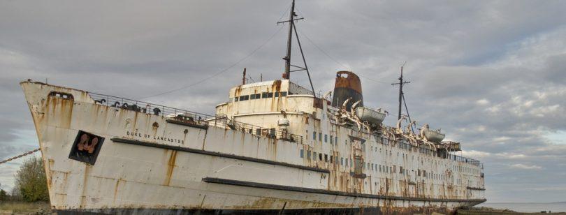 Rüyada Eski Gemi Görmek