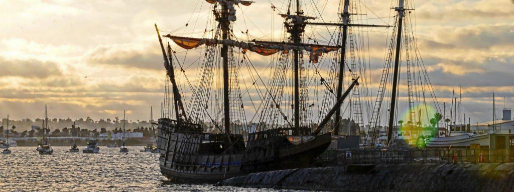 Rüyada Eski Yelkenli Gemi Görmek