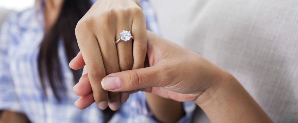 Rüyada Nişanlanmaktan Vazgeçmek ve Yüzük Atmak