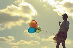 Rüyada Mavi Uçan Balon Görmek