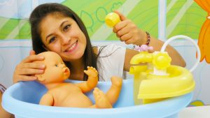 Rüyada Çocuğunu Banyo Duş Yaptırmak