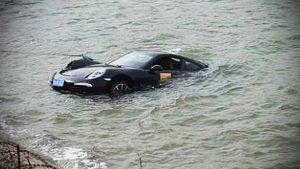 Rüyada Arabayla Kazada Dereye Düşmek