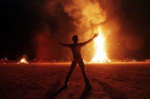 Rüyada Birinin Ateşte Yandığını Görmek