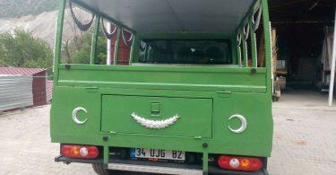 Rüyada Yeşil Cenaze Arabası Görmek