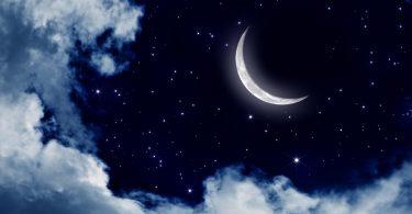 Rüyada Yıldız ve Ay Görmek