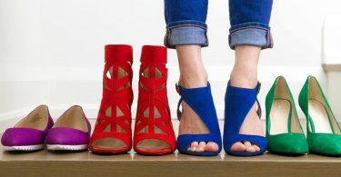 Rüyada Renkli Ayakkabı Görmek