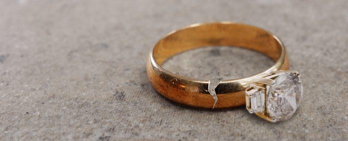 Rüyada Nişan Yüzüğünün Düşüp Kırılması