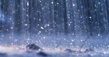 Rüyada Sağanak Yağmurda ıslanmak