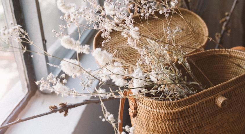 Rüyada Çiçek Dolu Sepet Görmek