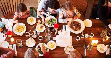 Rüyada Masada Yemek Yemek