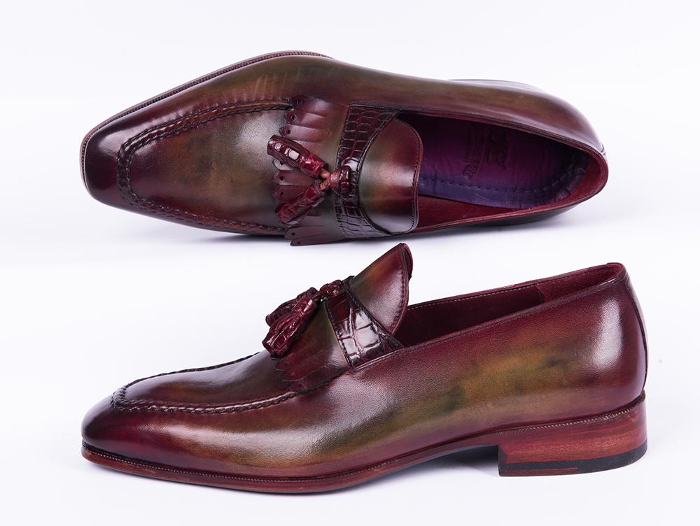Rüyada Evde Bordo Parlak Ayakkabı Yeni Görmek