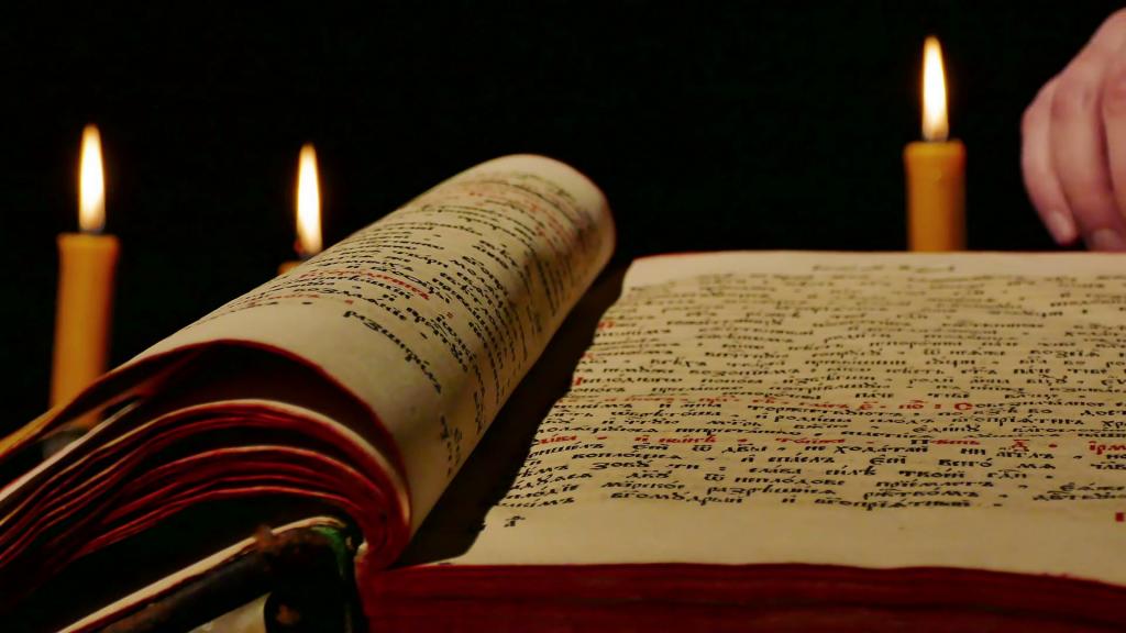 Rüyada Eski Kitap Görmek ve Tozlu Olması