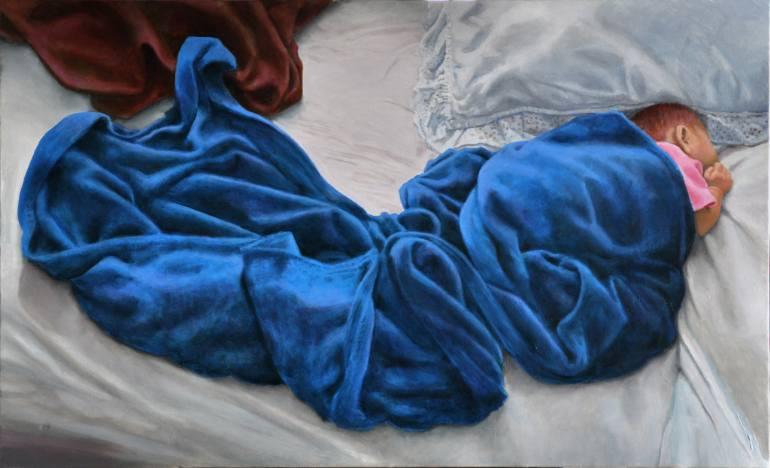 Rüyada Mavi Battaniye Görmek