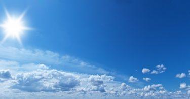Rüyada Mavi Gökyüzü Görmek