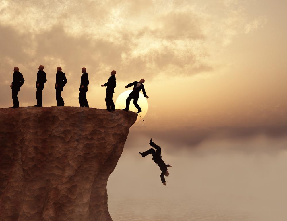 Rüyada Yüksekten Düşmekten Kurtulmak ve Çıkmak