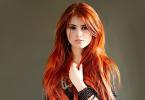 Rüyada Kızıl Saç Görmek