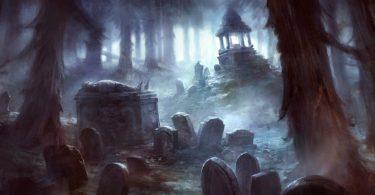 Rüyada Mezarlıkta Yürümek