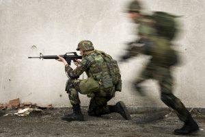Rüyada Cephede Savaştan Kaçmak
