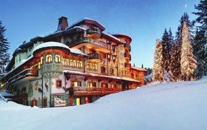 Rüyada Kışlık Otelde Kalmak