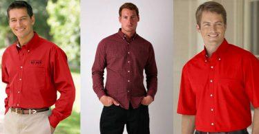 Rüyada Kırmızı Gömlek Görmek